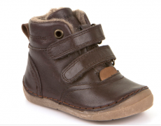 Froddo winter boots Sheepskin dark brown