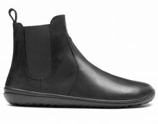 VIVOBAREFOOT FULHAM L LEATHER BLACK