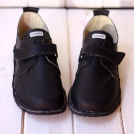 Barefoot Akita black ZeaZoo Kids bosá