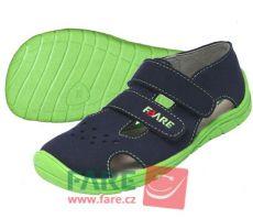 FARE BARE dětské letní boty 5262201