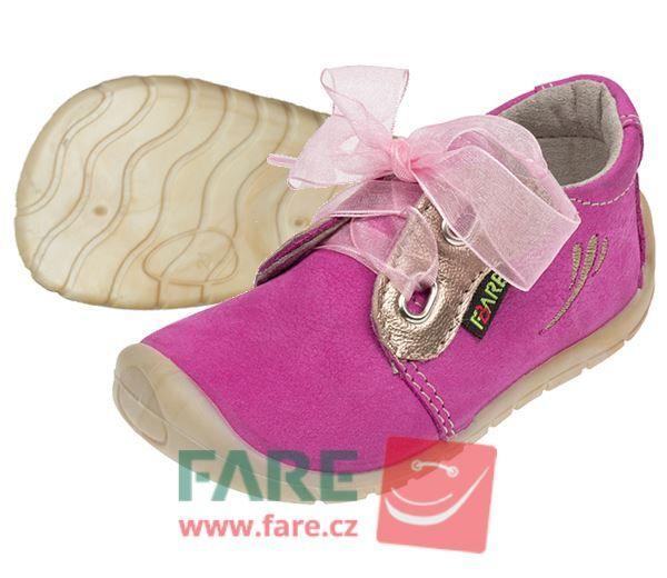 Barefoot FARE BARE DĚTSKÉ CELOROČNÍ BOTY 5012251 bosá