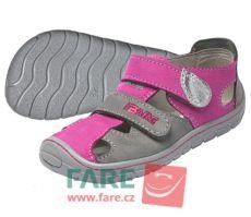 FARE BARE dětské letní boty 5161291