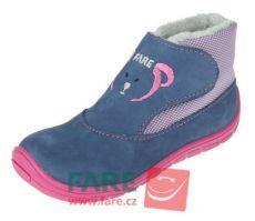 FARE BARE dětské zimní boty 5144251