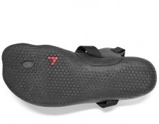 Barefoot Vivobarefoot TOTAL ECLIPSE LUX M Black Leather bosá