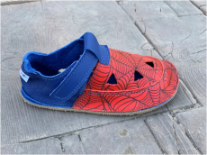 Baby bare shoes Sandálky/ papučky IO Spider TS