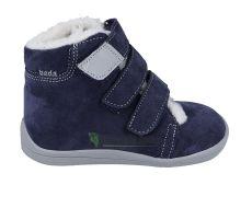 Beda Barefoot Lucas - zimní boty s membránou