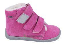 Beda Barefoot - Rebecca - zimní boty s membránou