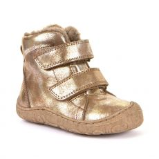 Froddo extra flexible winter boots gold