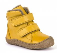 Froddo extra flexible winter boots yellow