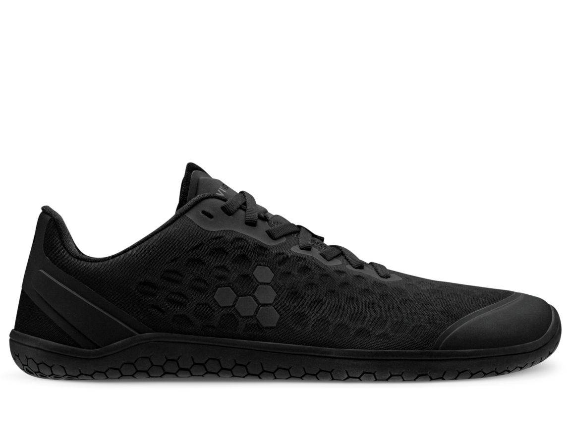 Barefoot VIVOBAREFOOT STEALTH III L TEXTILE BLACK bosá