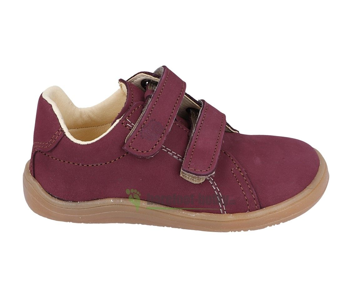 Barefoot Baby bare shoes Febo Spring Wine bosá