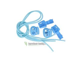Elastické tkaničky Easy tie světle modré
