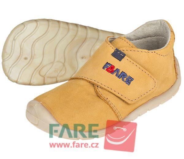 Barefoot FARE BARE DĚTSKÉ CELOROČNÍ BOTY 5012281 bosá