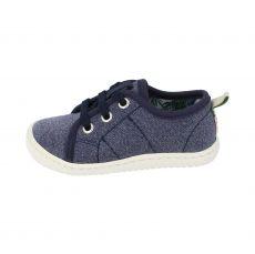 Filii barefoot sneakers MAUI canvas laces vegan ocean M | 21, 22, 23, 24, 27, 33, 34, 35