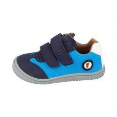 Filii Sneaker LEGUAN velcro textile turquois W | 25, 30
