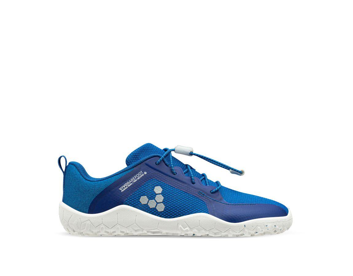 Barefoot Vivobarefoot PRIMUS TRAIL K VIVID BLUE bosá