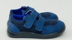 Baby bare shoes Febo Sneakers Navy/Black