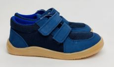 Baby bare shoes Febo Sneakers Navy/Resina
