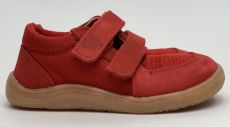 Baby bare shoes Febo Sneakers Red/Resina