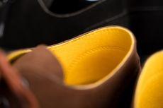 Barefoot Barefoot polobotky Ahinsa Shoes Bindu 2 Bare hnědá bosá