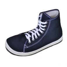 Barefoot tenisky Peerko Midnight Pure High Top