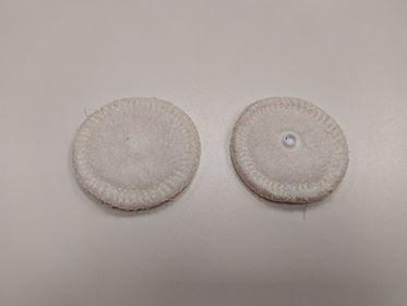 Barefoot BREBERKY - krytka na patenty bosá