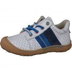 Year-round barefoot shoes RICOSTA Rocky weis / azur 12227-811 | 23, 24
