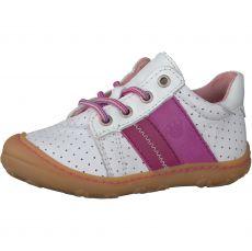 Year-round barefoot shoes RICOSTA Rocky weis / pop 12227-821 | 24