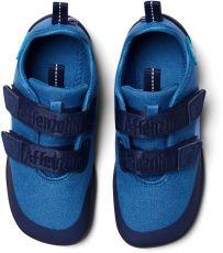 Barefoot Dětské barefoot botičky Affenzahn Cotton Sneaker Bear bosá