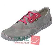Barefoot FARE BARE CELOROČNÍ BOTY 5311261 bosá