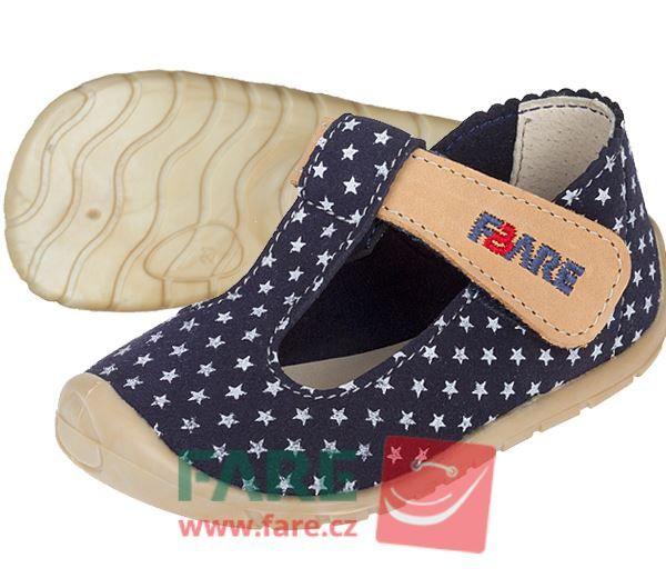 Barefoot FARE BARE dětské sandály 5062203 bosá