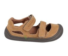 Protetika barefoot sandálky Berg brown