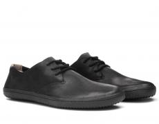 Barefoot Vivobarefoot RA II M Leather Black/Hide bosá