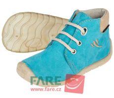 Barefoot FARE BARE DĚTSKÉ CELOROČNÍ BOTY 5021201 bosá
