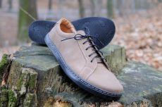 Barefoot Peerko 2.0 kožené boty - Classic Camel bosá