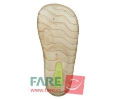 Barefoot FARE BARE DĚTSKÉ CELOROČNÍ BOTY 5021241 bosá