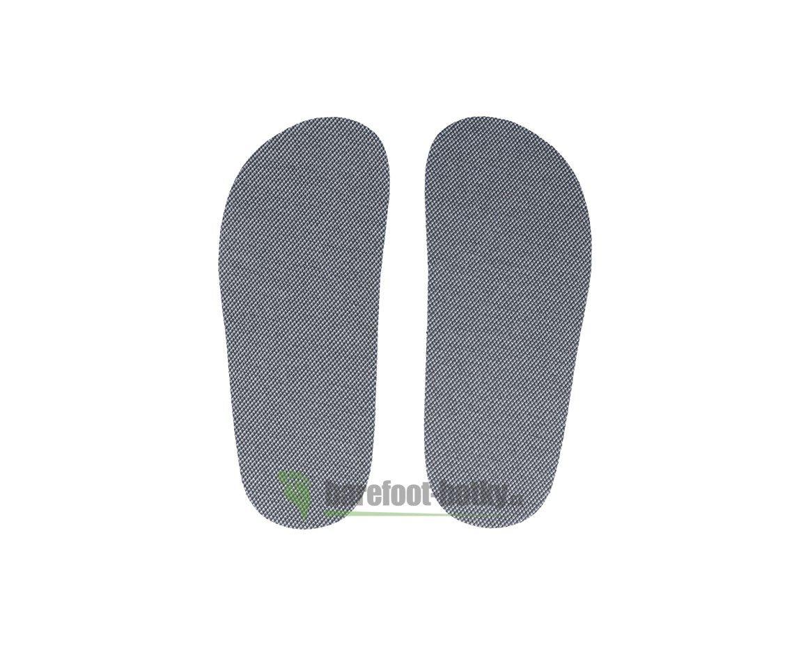Barefoot Antibakteriální barefoot stélky Barefoot botky bosá