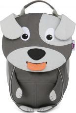 Batůžek pro nejmenší Affenzahn David Dog - grey