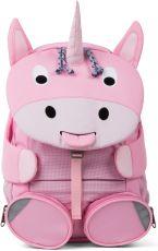 Dětský batoh do školky Affenzahn Ulrike Unicorn large - pink
