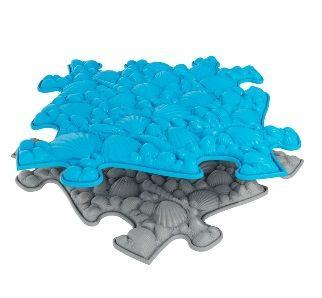 Barefoot Ortopedická podlaha MUFFIK puzzle Lastury měkké bosá