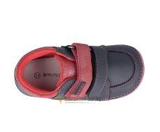 Barefoot Protetika Kleo koral - celoroční botky bosá