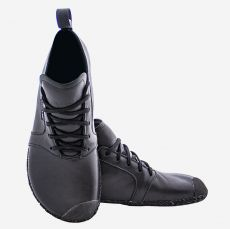Barefoot Barefoot boty Saltic FURA M Black NAPPA bosá
