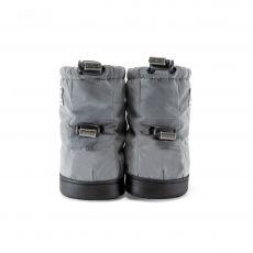 Barefoot Barefoot boty Stonz Puffer Booties - Reflective Silver bosá