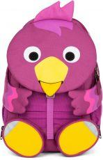 Kindergarten children's backpack Affenzahn Bibi Bird large - purple