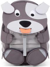 Dětský batoh do školky Affenzahn Dylan Dog large - grey