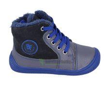 Protetika winter barefoot shoes Amis gray | 19, 20, 21, 23, 29, 30, 31, 32, 33, 34, 35