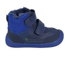 Protetika winter barefoot shoes Tyrel blue | 19, 21, 30, 33