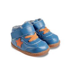 Zimní botičky Little Blue Lamb Beck blue | 20, 21, 22