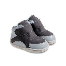 Winter boots Little Blue Lamb Bony dark gray | 21