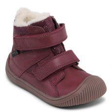 Winter boots Bundgaard Walk Velcro Tex Plum | 23, 25